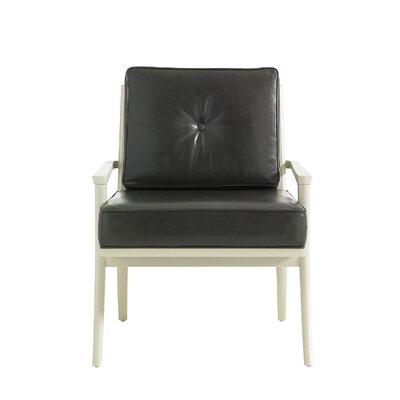 Crestaire Lena Arm Chair Color: Capiz