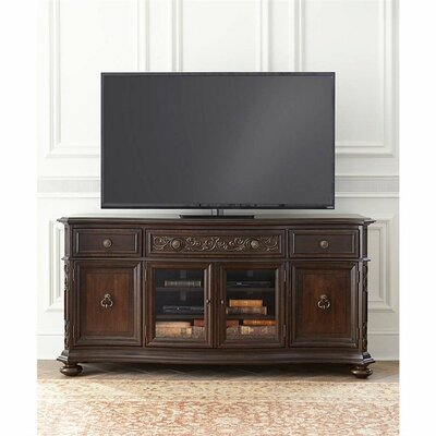 Gallaudet Media TV Stand