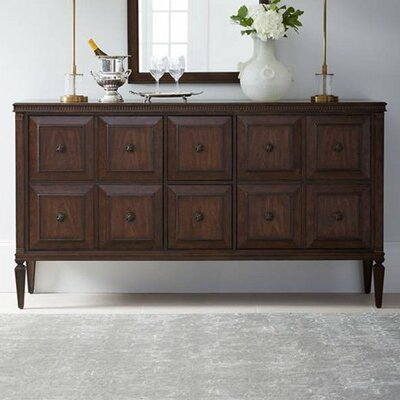 Marco Buffet Table Finish: Mottled Walnut