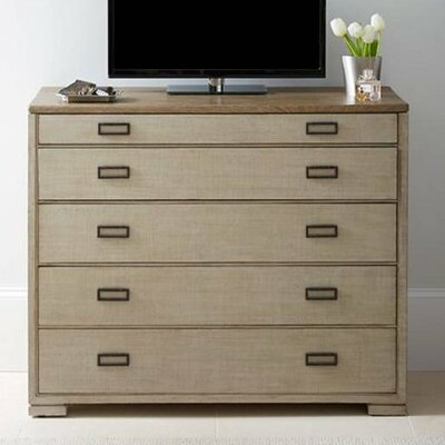 Gaia 5 Drawer Dresser