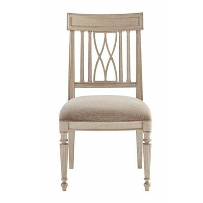 Lucca Side Chair Finish: Glaze