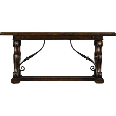 Costa Del Sol Charneira Family Console Table