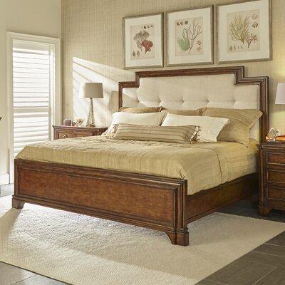 Tilden Upholstered Panel Bed Size: King