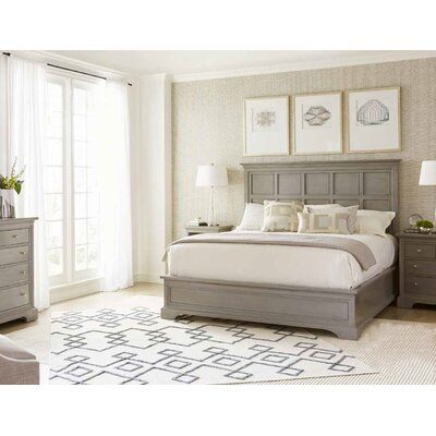 Transitional Panel Customizable Bedroom Set
