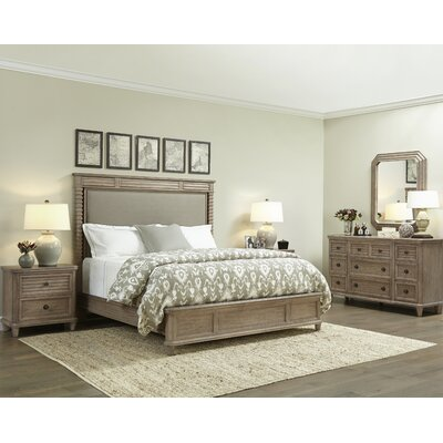 Hadley Panel Customizable Bedroom Set