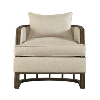 Santa Clara Barrel Chair and Ottoman