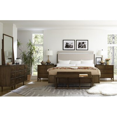 Santa Clara Platform Customizable Bedroom Set