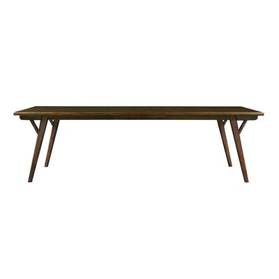 Santa Clara Extendable Dining Table