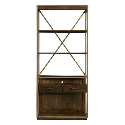 Excellent Clara Etagere Bookcase Product Photo