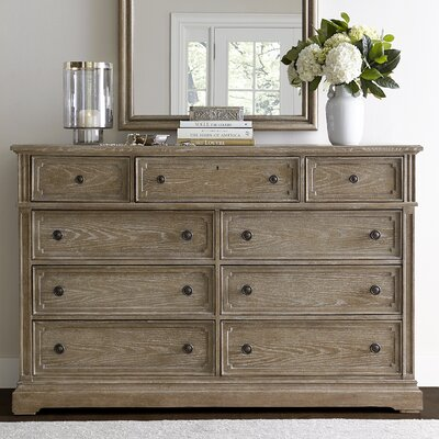 Wethersfield Estate 9 Drawer Standard Dresser