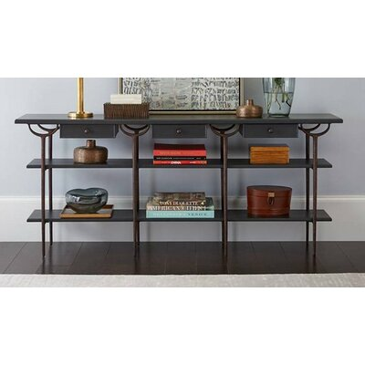 Asti Console Table Finish: Bluestone