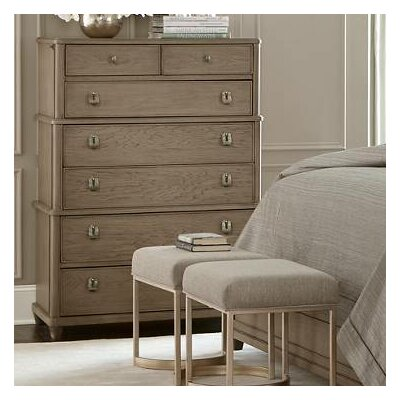 Virage 7 Drawer Lingerie Chest Finish: Basalt