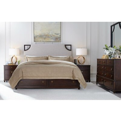 Virage Upholstered Panel Bedroom Set