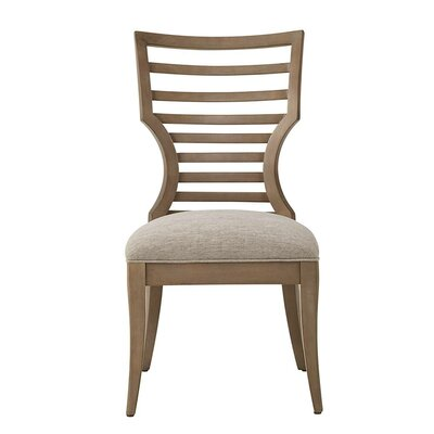 Virage Solid Wood Dining Chair Finish: Basalt