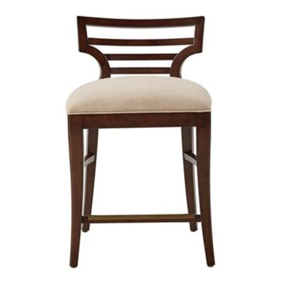 Virage 24 Bar Stool Finish: Truffle