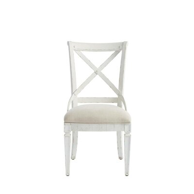 Juniper Dell Side Chair Finish: 17th Century White