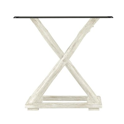 Resort Driftwood Flats End Table