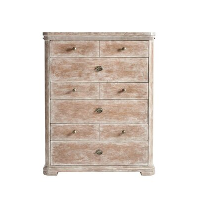 Juniper Dell 6 Drawer Chest Color: English Clay