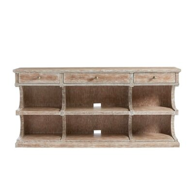 Juniper Dell 72 TV Stand Color: English Clay