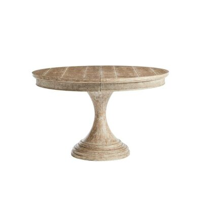 Juniper Dell Extendable Dining Table Base Finish: English Clay