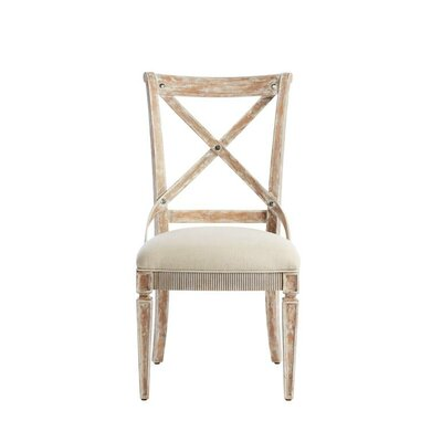 Juniper Dell Side Chair Color: English Clay