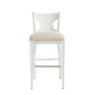 Juniper Dell 30.25 Bar Stool Finish: 17th Century White