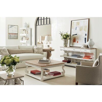 Juniper Dell 3 Piece Coffee Table Set