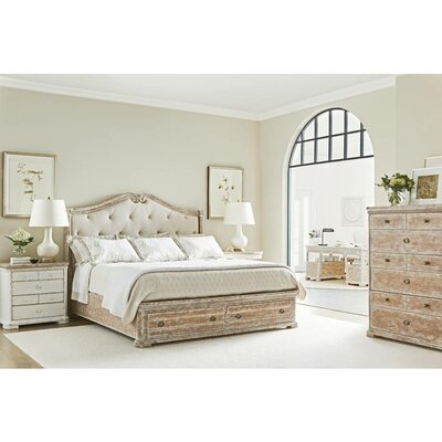 Juniper Dell Storage Panel Configurable Bedroom Set