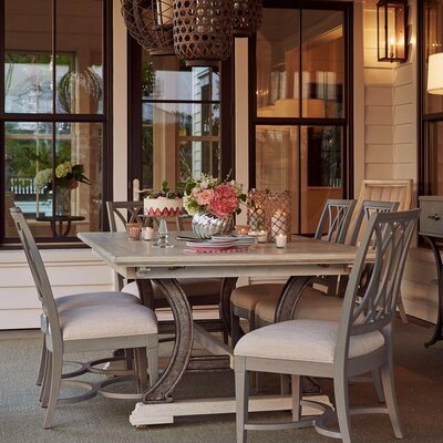 Resort Extendable Dining Table