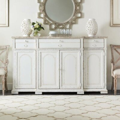 Juniper Dell Sideboard Color: 17th Century White