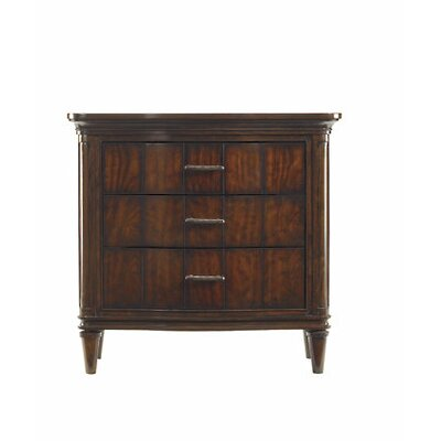 Avalon Heights 3 Drawer Bachelors Chest