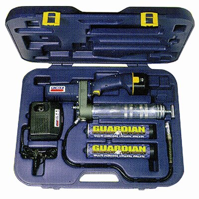 Lubrication Equipment Pwr Lbr Crdlss Rchrgble Grease Gun W/Cs at Sears.com