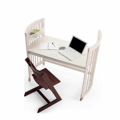 Care Changing Table Student Desk Expansion Kit Finish: White 164104