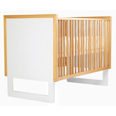 Loom Crib Finish: Natural Catalpa Wood Loom Crib/Natural Catalpa