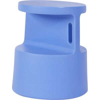 Tote End Table Color: Blue