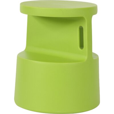 Tote End Table Color: Green