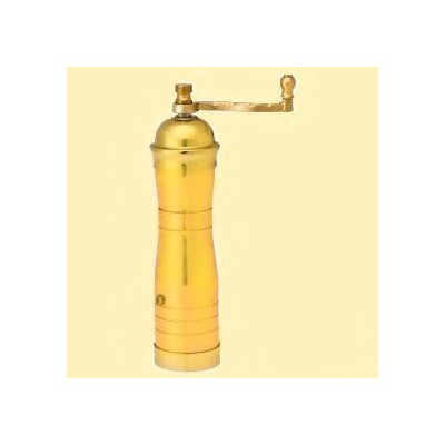 Athena Brass Pepper Mill with Cup 304