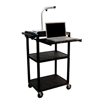 Luxor Presentation Station in Black at Sears.com