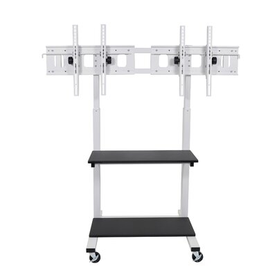 Crank Floor Stand Mount for 47-50 Flat Panel Screens