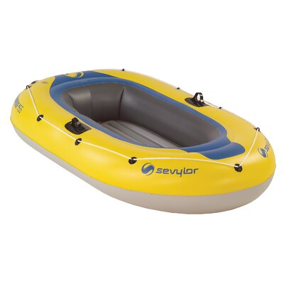 Image of Sevylor Caravelle Inflatable 2 Person Boat (2000003382)