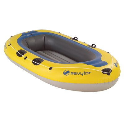 Cheap Sevylor Caravelle Inflatable 4 Person Boat (2000003404)