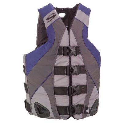 Image of Stearns PFD Men's V-Flex Illusion Series Nylon Life Jacket Size: Medium (2000003971)