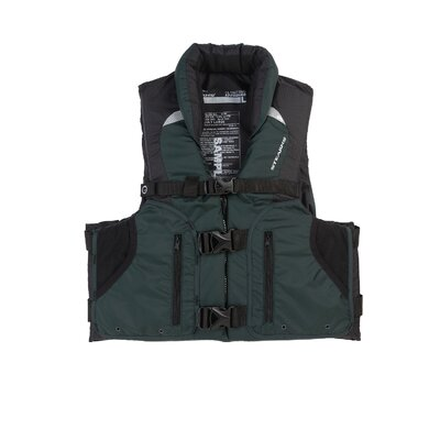 Image of Stearns PFD 4180 Sport Competitor Series Green Life Vest Size: Large (2000007033)