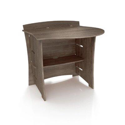 Driftwood 32 H x 31 W Desk Peninsula