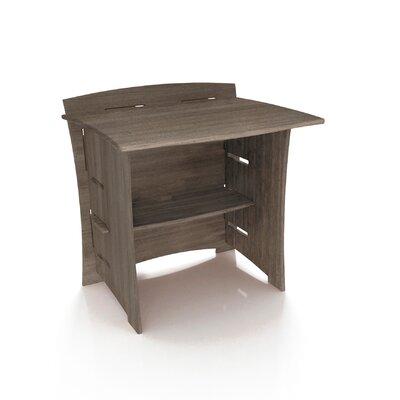 Driftwood 32 H x 30 W Desk Extension