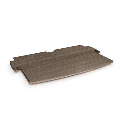 Driftwood 0.5 H x 24 W Desk Connector