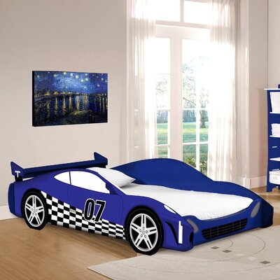 Race Twin Car Bed