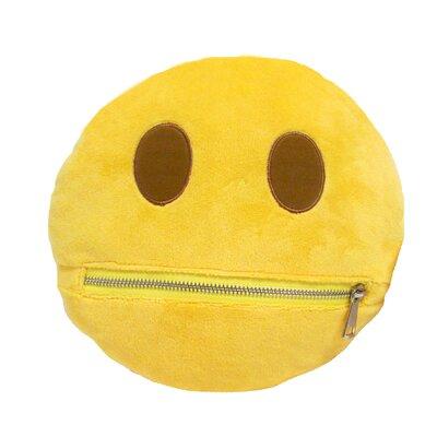Kalia Zipper Throw Pillow