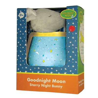 Goodnight Moon Starry Projector Bunny Night Light