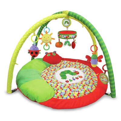Eric Carle Caterpillar Activity Baby Gym Mat 55257